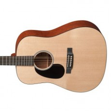 Martin Left Hand DRS2L Semi Acoustic - Natural (Includes Case)