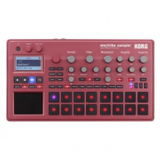 Korg Electribe ESX2-RD Music Production Sampler - Red