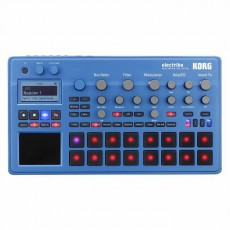 Korg Electribe EMX2 Music Production Station - Blue
