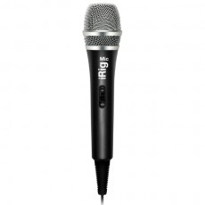 IK Multimedia iRig Mic - Handheld Microphone for iOS and Android