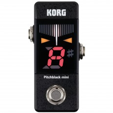 Korg Pitchblack Mini - Floor Pedal Tuner
