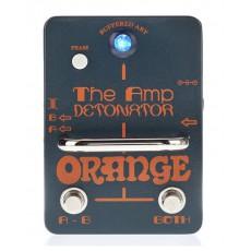 Orange Amp Detonator: Buffered AB-Y switcher pedal