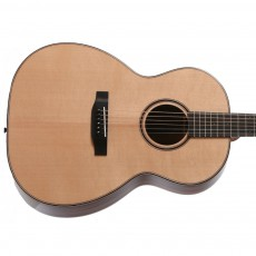 Auden Artist Series Chester OOO Acoustic Guitar - Natural - Spruce/Mahogany