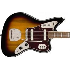 Squier Classic Vibe '70s Jaguar w/ Laurel Fingerboard - 3-Color Sunburst