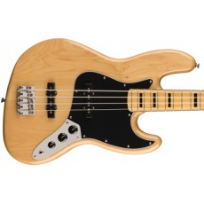 Squier Classic Vibe '70s Jazz Bass w/ Maple Fingerboard - Natural