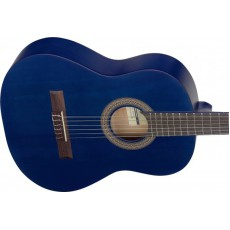 Stagg C430M Linden 3/4 Size Classical Guitar, Blue