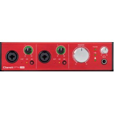 Focusrite Clarett 2 Pre USB Audio Interface
