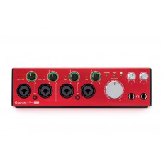 Focusrite Clarett 4 Pre USB Audio Interface