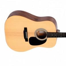 Sigma DM-ST+ Dreadnought Acoustic Guitar