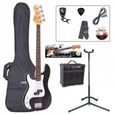 Encore EBP-LHE4BLK Left Handed Bass Pack - Black