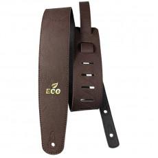 EcoStrap ECO02 Vegan Guitar Strap - Brown