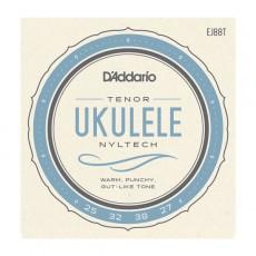 D'Addario EJ88T Pro-Arté Nyltech Ukulele Strings (.024-.026) Tenor