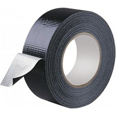 Standard Gaffa Tape 48mm X 50M - Black