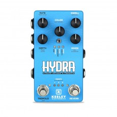 Keeley Hydra Reverb & Tremolo Pedal