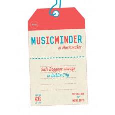 Musicminder Bag Storage at Musicmaker