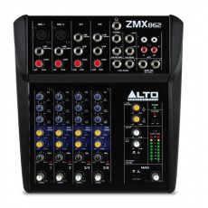 Alto ZEPHYR ZMX862 6-channel Mixer