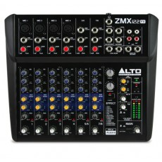 Alto ZEPHYR ZMX122FX 12-Channel Mixer