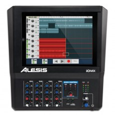 Alesis iO Mix 4-Channel Recorder for iPad