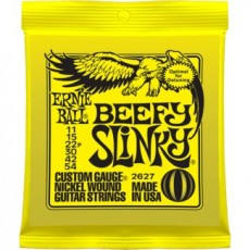 Ernie Ball 2627 Beefy Slinky Medium Electric Strings (.011-.054)