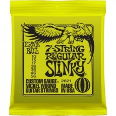 Ernie Ball 7 String Regular Slinky Electric Strings (.010-.056)