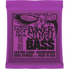 Ernie Ball 2831 Power Slinky Heavy Bass Strings (.055-.110)
