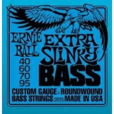 Ernie Ball 2835 Extra Slinky Super Light Bass Strings (.040-.095)
