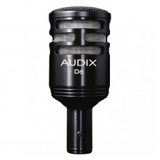 Audix D6 Kick Drum Microphone              Kick Drum Microphone