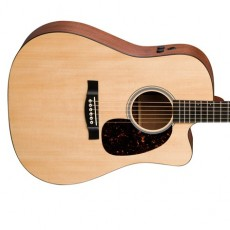 Martin DCPA4 Performing Artist Semi Acoustic - Natural (Includes Case)