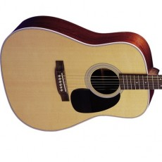 Martin D-28 Acoustic - Natural (Includes Case)
