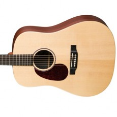 Martin Left Hand DX1AEL Semi Acoustic - Natural