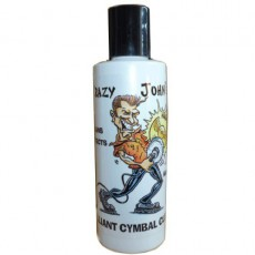 Crazy John's Drum and Hardware Cleaner/Polish
