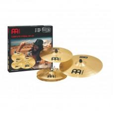 Meinl HCS Complete Cymbal Set (14 inch Hi-Hat, 16 inch Crash, 20 inch Ride)