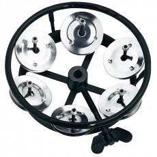 Meinl THH1BK Hi-Hat Tambourine - Black