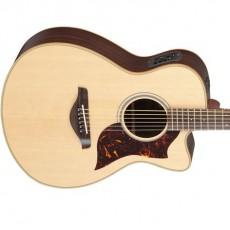 Yamaha AC1R Semi Acoustic - Natural