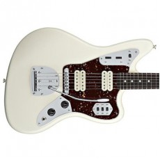 Fender Classic Player Jaguar Special HH, Rosewood Fretboard - Olympic White