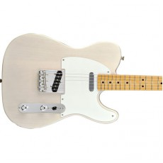 Fender Classic Series 50s Telecaster Maple Fretboard, White Blonde