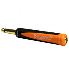 Bespeco SILOS Professional Stereo Jack Male Plug to 6.3mm