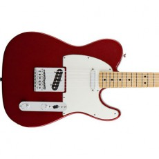 Fender Standard Telecaster, Maple Fingerboard - Candy Apple Red