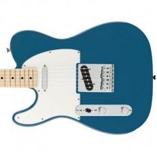 Fender Standard Telecaster Maple Fretboard, Lake Placid Blue, Left Handed