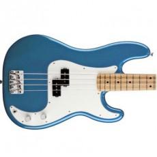 Fender Standard Precision Bass, Maple Fingerboard - Lake Placid Blue