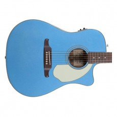 Fender Sonoran SCE Semi Acoustic - Lake Placid Blue