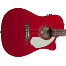 Fender Sonoran SCE Semi Acoustic - Candy Apple Red