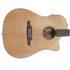 Fender Sonoran SCE Semi Acoustic - Natural