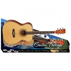 Tanglewood Discovery Folk Gloss Pack - Natural