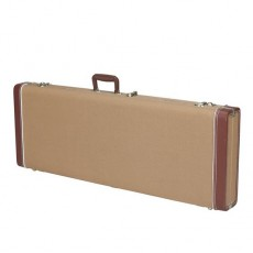 Fender Pro Series Stratocaster and Telecaster Case - Tweed
