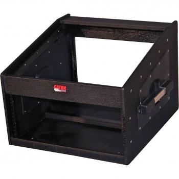Gator Cases GRCW-10x6 Slant Top Wood Console Rack