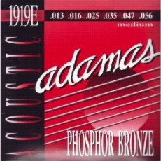 Adamas 1919 Phosphor Bronze 13-56 Guitar Strings