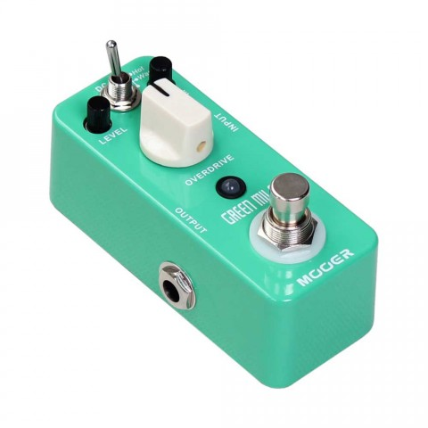 Mooer Green Mile Overdrive Micro Compact Pedal