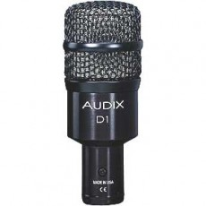 Audix D1 Hypercardiod  Dynamic Microphone