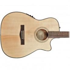 Fender CF-140SCE Semi Acoustic - Natural